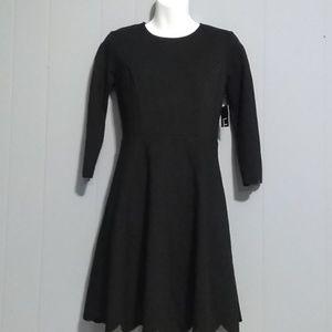 Lulu's little black dress Size S